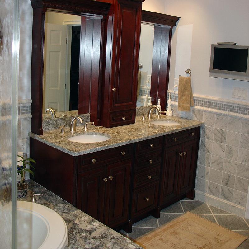 Custom Baths | LeCo Design, LLC